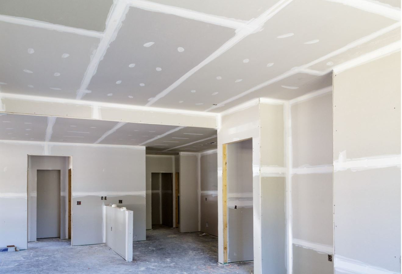 Commercial Interior Drywall