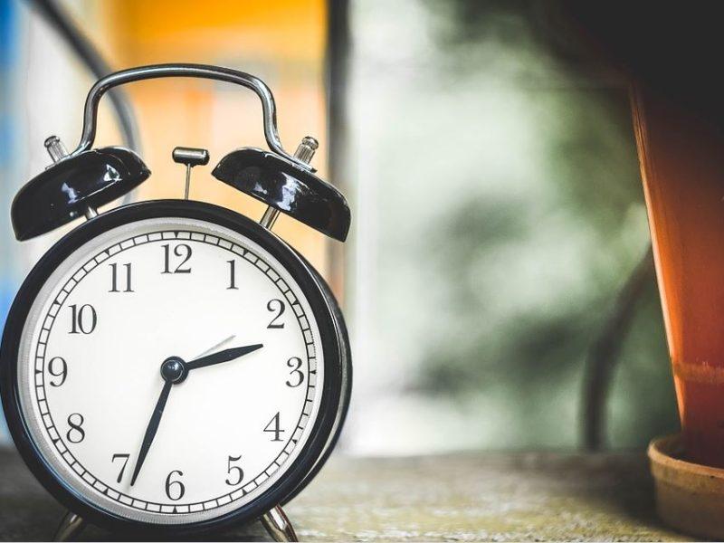clock - Daylight Savings Time